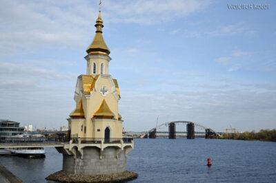 Kijów179-Cerkiew św.Mikołaja naWodzie