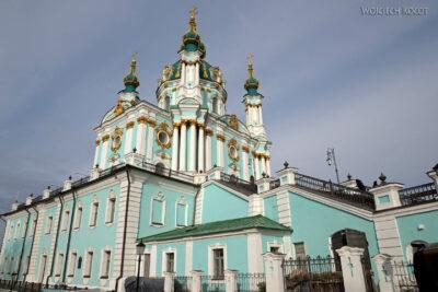 Kijów211-Cerkiew św.Andrzeja