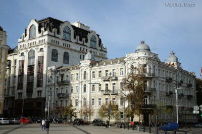 Kijów252-Spacer poulicach