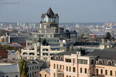 Kijów268-Widok zwieży Soboru MB