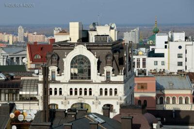 Kijów269-Widok zwieży Soboru MB