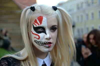 Kijów305-Parada Zombie