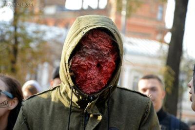 Kijów314-Parada Zombie