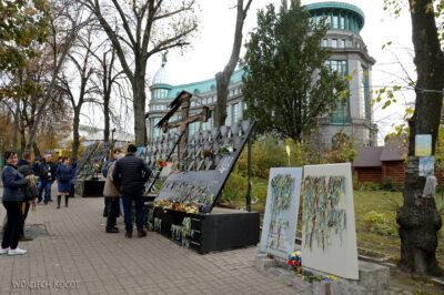 Kijów348-Ofiarom Rosyjskiej Agresji