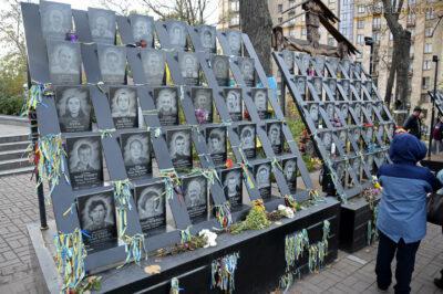 Kijów349-Ofiarom Rosyjskiej Agresji