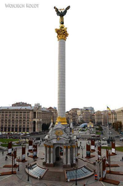 Kijów352-Pomnik Założycieli Kijowa