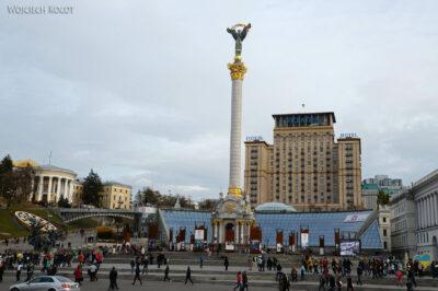 Kijów357-Na Majdanie