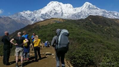 Poh049-Treking naMardi Himal