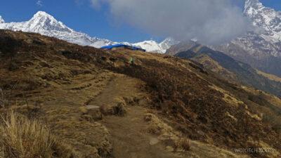 Poh071-Treking naMardi Himal