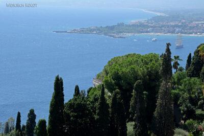 Syb037-brzeg wokolicy Taorminy