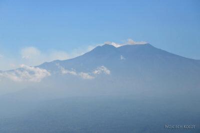 Syb075-Taormina-widok zTeatro Greco naEtnę