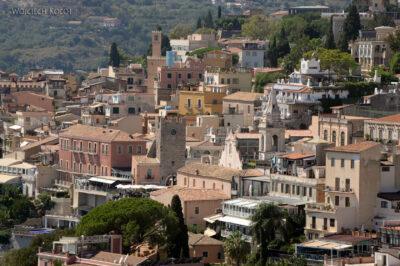 Syb077-Taormina-widok zTeatro Greco