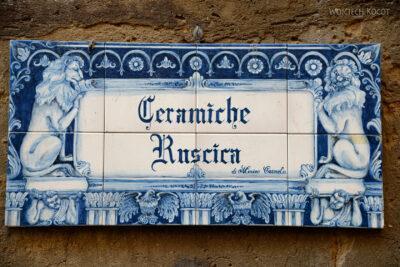 Sye018-Cartagirone-ceramika artystyczna