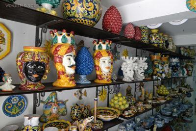 Sye037-Cartagirone-ceramika artystyczna