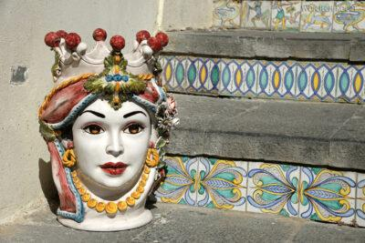 Sye040-Cartagirone-ceramika artystyczna