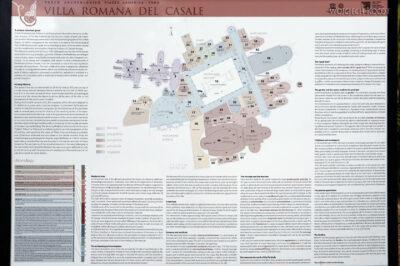Sye175-W Willa Romana del Casale
