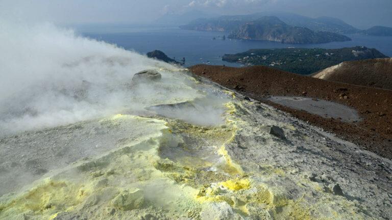 Syh113-Vulcano-wyprawa na Gran Cratere
