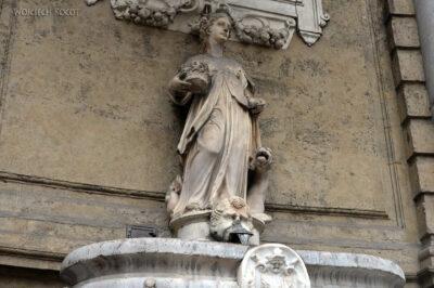 Syi173-Palermo-Skrzyżowanie Quattro Canti-jesień
