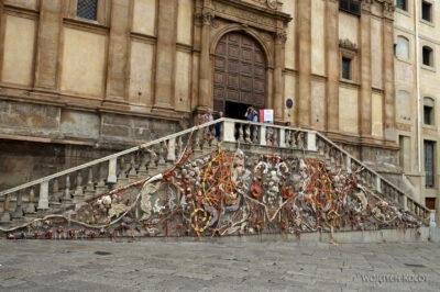 Syi220-Palermo-Kościół Św.Katarzyny-wejście główne