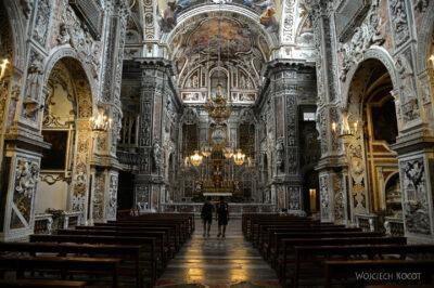 Syi223-Palermo-Kościół Św.Katarzyny-wnętrze