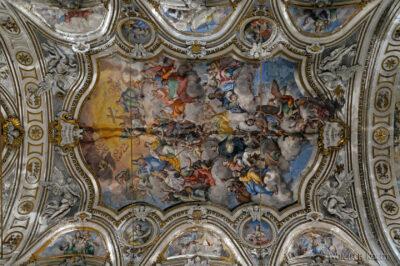 Syi227-Palermo-Kościół Św.Katarzyny-wnętrze