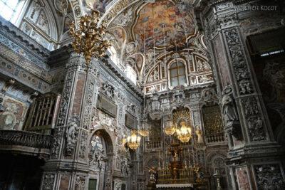 Syi235-Palermo-Kościół Św.Katarzyny-wnętrze