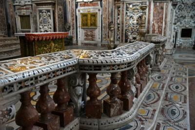Syi240-Palermo-Kościół Św.Katarzyny-wnętrze