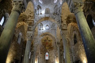 Syi264-Palermo-Kościół San Cataldo-wnętrze
