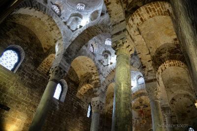Syi267-Palermo-Kościół San Cataldo-wnętrze