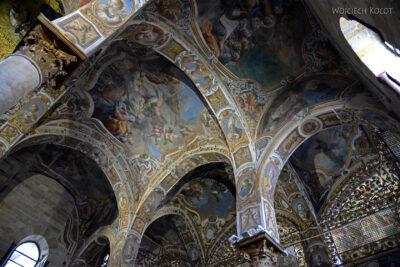 Syi283-Palermo-Kościół Santa Maria dell'Ammiraglio-wnętrze