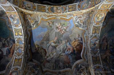 Syi285-Palermo-Kościół Santa Maria dell'Ammiraglio-wnętrze