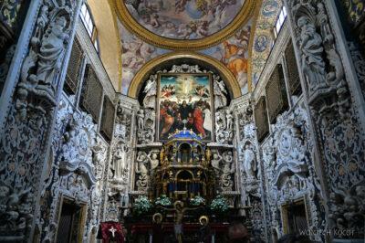 Syi288-Palermo-Kościół Santa Maria dell'Ammiraglio-wnętrze