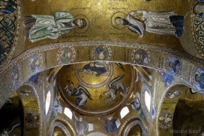 Syi297-Palermo-Kościół Santa Maria dell'Ammiraglio-wnętrze