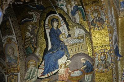 Syi306-Palermo-Kościół Santa Maria dell'Ammiraglio-wnętrze