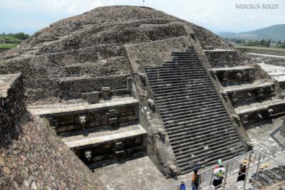 b145-Teotihuacan-Templo Del Quetzalcoatl