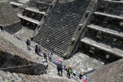 b148-Teotihuacan-Templo Del Quetzalcoatl