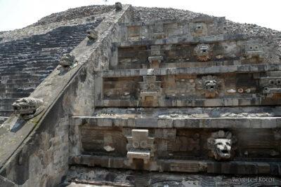 b151-Teotihuacan-Templo Del Quetzalcoatl