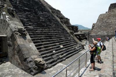b157-Teotihuacan-Templo Del Quetzalcoatl