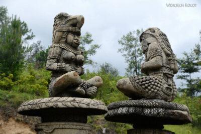 h091-Chichicastenango-obrzędy przy cmentarzu