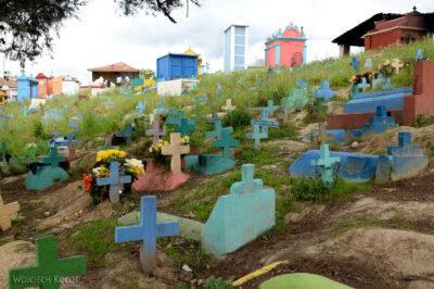 h098-Chichicastenango-na cmentarzu