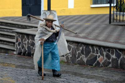 i181-Antigua-stara część miasta blisko wulkanu Agua