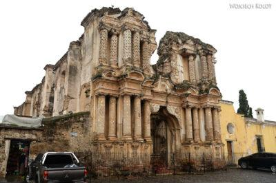 i186-Antigua-Ruiny Iglesia El Carmen