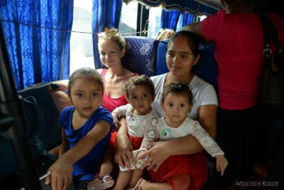 q013-W autobusie doSanta Elena
