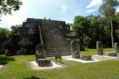 r022-Tikal-Piramida Q-East
