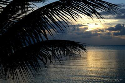 t227-Caye Caulker - plaża hotelowa