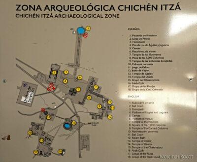 w025-Chichen Itza-mapka