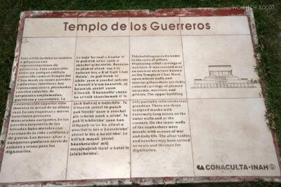 w074-Chichen Itza-Temple of Guerreos