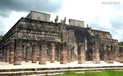 w075-Chichen Itza-Temple of Guerreos