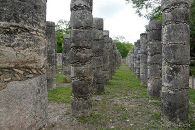 w085-Chichen Itza-Temple of Guerreos