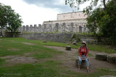 w087-Chichen Itza-Temple of Guerreos